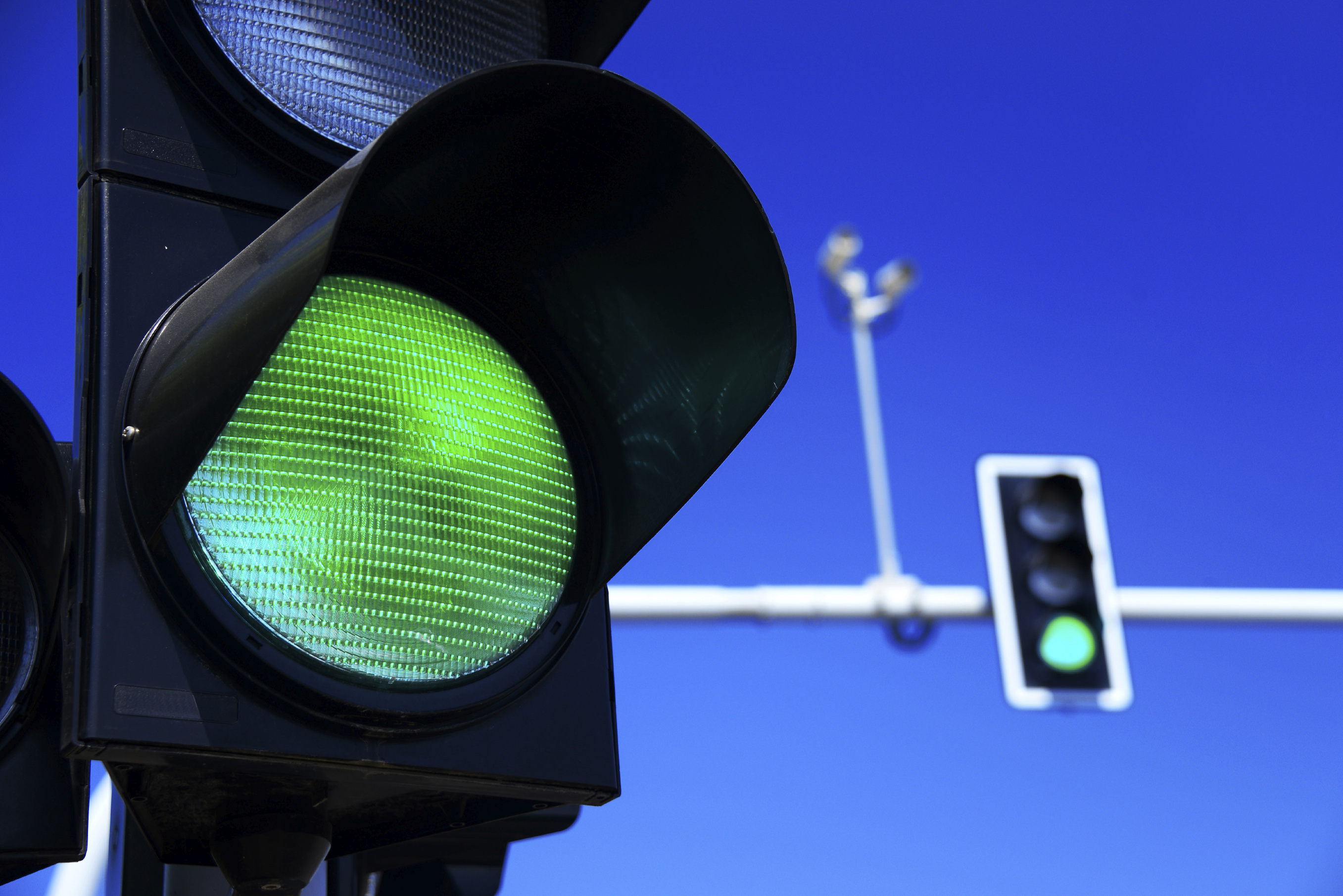 Third circuit gives ftc green light for data security enforcement traffic lights over blue sky aloadofball Image collections